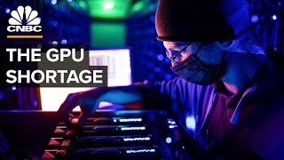 How The GPU Chip Shortage Hit Gamers And Crypto Miners
