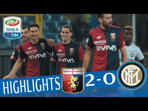 Genoa – Inter 2-0 – Highlights – Giornata 25 – Serie A TIM 2017/18