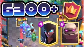 night witch deck clash royale