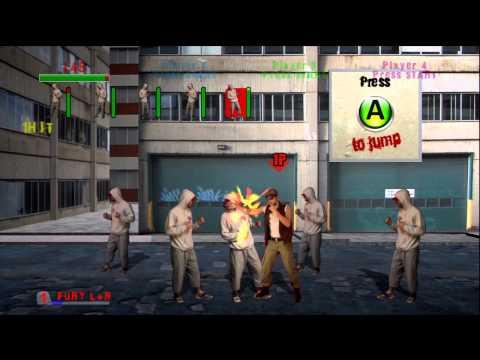 Streets of Fury Xbox 360