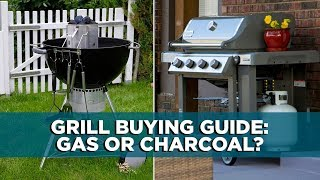 Gas vs. Charcoal Grill: Which is Right for You?