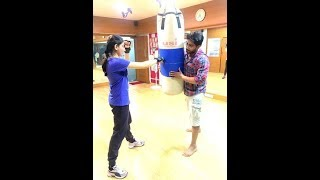 Mixed Martial Arts Training For Beginners | Synergy Fitness | Yogesh Kumar |