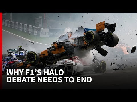 Why F1's halo debate must end now