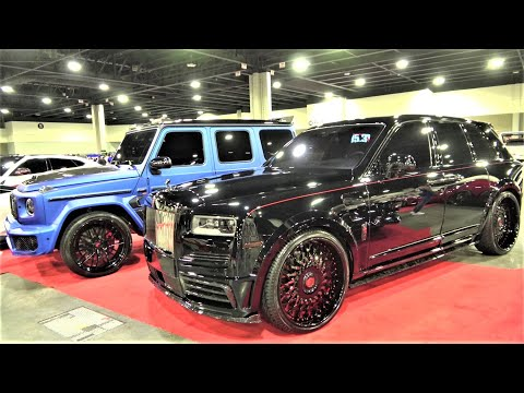 Carchella 2021   DJ Envy   Lil Baby   Atlanta, GA Car Show, Amazing Cars, Exotic Cars, Custom Cars