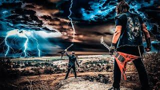 Video Adam Ironstrike & Johny Shredder - LAND OF THUNDER (Official vid