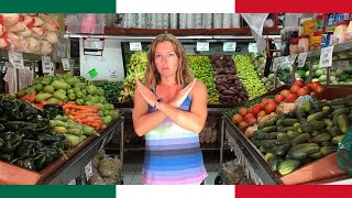 Do NOT Shop at Mexican Markets...