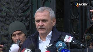Dragnea: Pe 31 ianuarie, ordonanţă pentru amânarea termenului de depunere a declarației 600