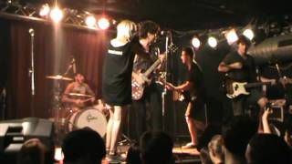 The Anthem - I need a comeback @ Roma Init Club 8/09/2012