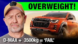 Towing 3500kg with your 4WD ute: Worst idea, ever   Auto Expert John Cadogan