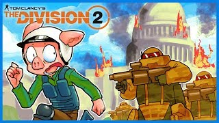 *NEW* CAMPAIGN MISSIONS in The Division 2! (The Division 2 Funny Moments Gameplay 4K)