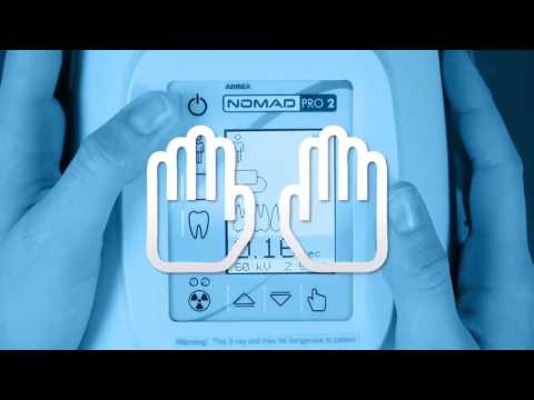 NOMAD PRO2 intraoral X-ray - Operation Training - YouTube