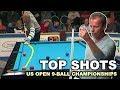 TOP 50 BEST SHOTS US Open 9 ball Chionship 2017