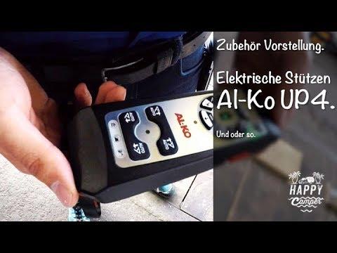 HAPPY CAMPING | ALKO UP4 - automatische Stützen
