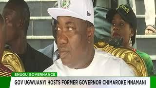 Enugu hosts former governor Chimaroke Nnamani
