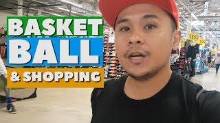 Basketball & Shopping