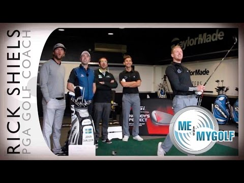 TAYLORMADE RSi LONG DRIVE CHALLENGE ROUND 2
