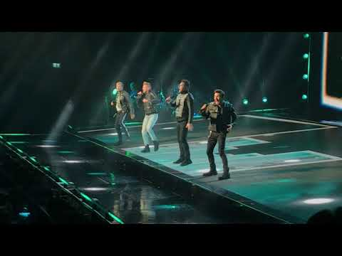 Westlife Queen Medley | Twenty Tour 2019 O2 London