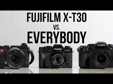 External Review Video _REP9yWWSJw for Fujifilm X-T30 APS-C Camera