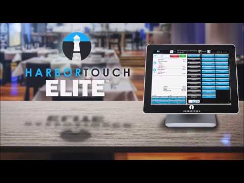 Video POS Systems Free by Harbortouch for Restaurants, Bars, Retail, Salons in Dallas, Fort Worth (DFW) TX