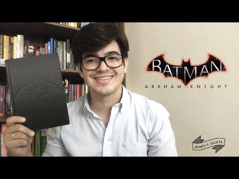 Batman Arkham Knight - Marv Wolfman