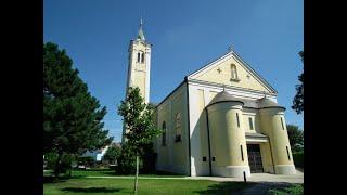 preview picture of video 'Pfarrkirche Wallern im Burgenland - Plébániatemplom Valla'