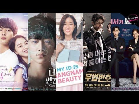 10 drama korea terbaik dan paling banyak ditonton 2018