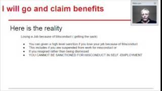 Quit a Job-uk & DWP-i will go and claim benefits