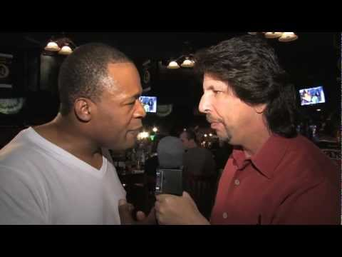 Artie Clear interviews Blair Thomas at Katie O'Donnell's