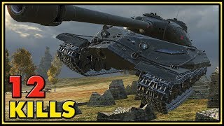 Object 257 - 12 Kills - World of Tanks Gameplay
