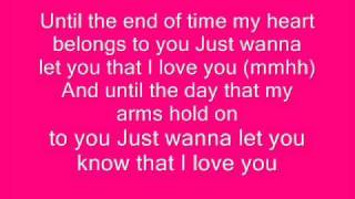 Digga ft. Ironik - I love you [with lyrics]