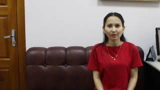 Социальное интервью работника сферы культуры Северо-Казахстанской области