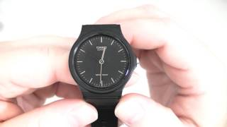 CASIO Men's Casual Wristwatch MQ24 Module 705 or Module 1330