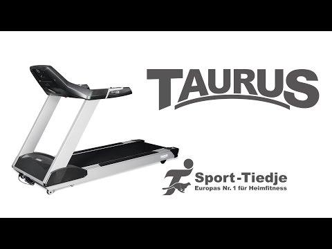Taurus Laufband T9.9  - Produktvorstellung