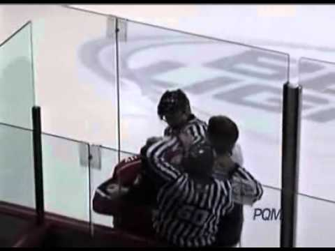 Mitchell Maynard vs. Alex Lemieux