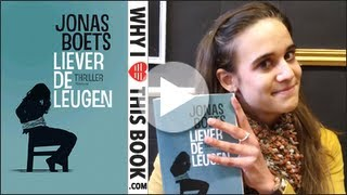 Michelle over Liever De Leugen - Jonas Boets