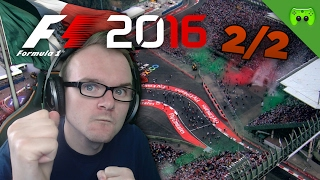 JAY WILL PUNKTE | Mexiko 2/2 🎮 F1 2016 #52
