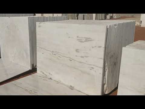 Aarna White Marble