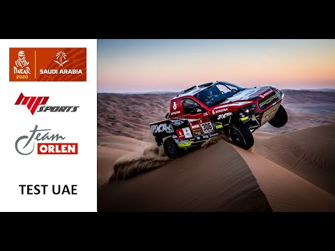 Martin Prokop, DAKAR 2018 – Final podium emotions