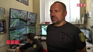 На новій ірпінській набережній встановили чотири камери відеоспостереження