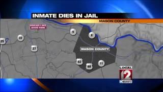 Mason County inmate dies
