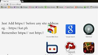 How to Open Blocked Torrents Site in One Simple Step Without any Software or Changing Proxy or DNS
