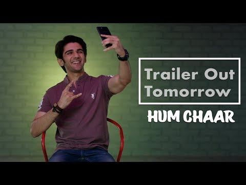 Prit Kamani As Namit  | Hum Chaar Trailer Out Tomorrow