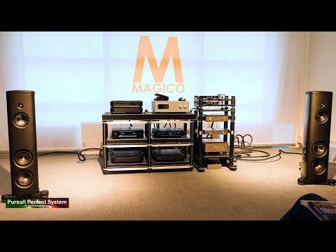 External Review Video _RTB34k5VM8 for Magico M2 Floorstanding Loudspeaker