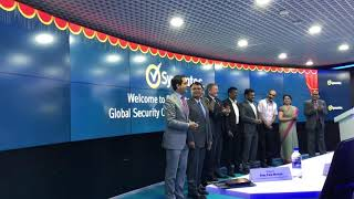 Symantec opens its largest Security Operations Centre in Chennai