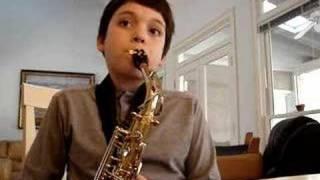 Saxophone Playing Sawmill Creek