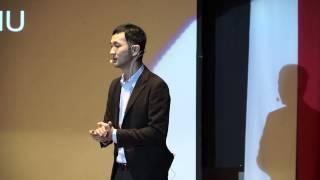 我的失敗人生之旅 | 柳林 瑋 | TEDxChinaMedicalU