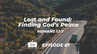 Real Faith Live - Episode #1