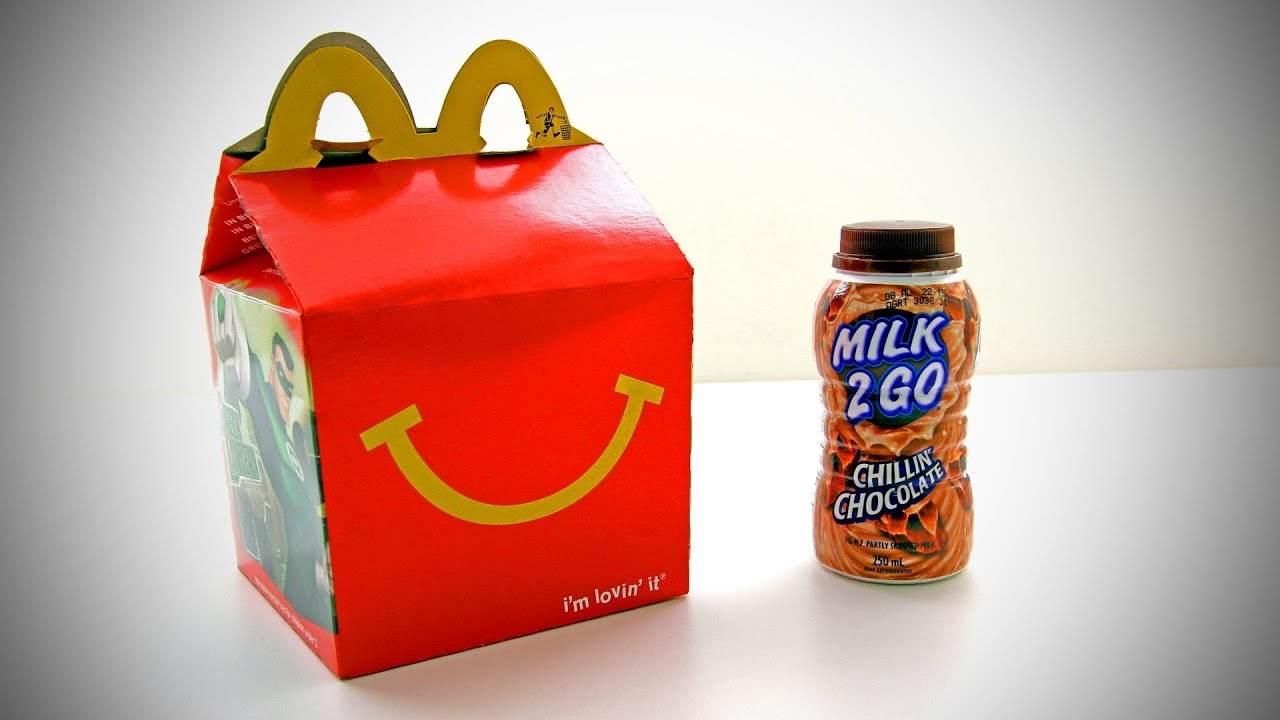 Epic Happy Meal Unboxing thumbnail