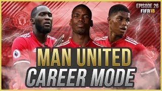 FIFA 18 Career Mode: Manchester United #26 - TITLE DECIDED ON THE FINAL DAY! & FA CUP FINAL VS SPURS