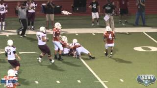 Pearland VS Alvin Highlights